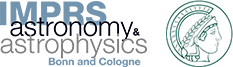 The International Max Planck Research School (IMPRS) of Astronomy and Astrophysics Mobile Retina Logo